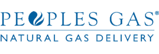 People's Gas logo